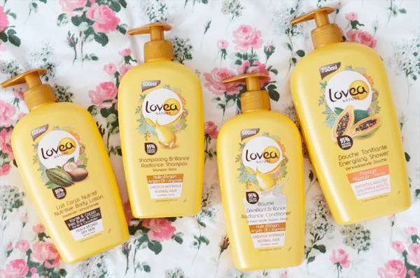 Lovea Nature Hair- & Bodycare