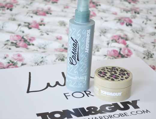Lulu for TONI&GUY + Win!