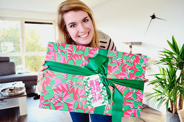 Unboxing: Lush Kerst Under the Mistletoe box