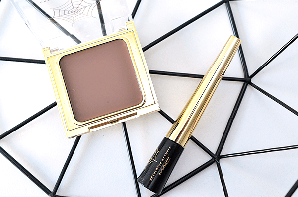 MAC Charlotte Olympia Cream Colour Base & Liquid Eye Liner
