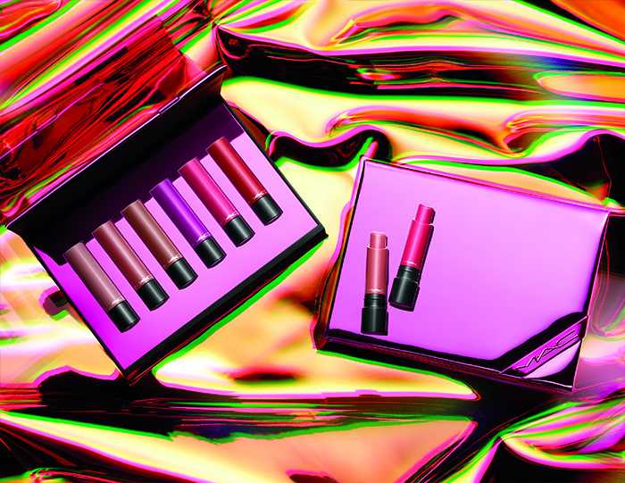 MAC Shiny Pretty Things Holiday Collection