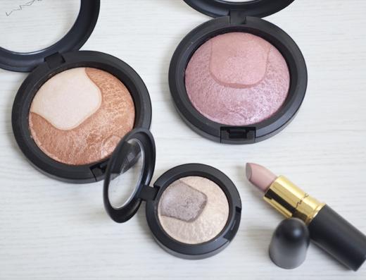MAC Divine Night MSF's, Lipstick & Eyeshadow
