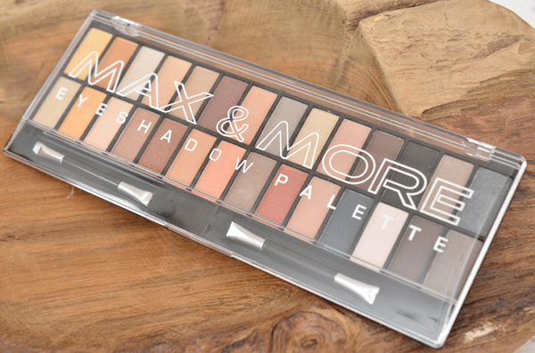 MAX & MORE  28 Nude Eyeshadow Palette