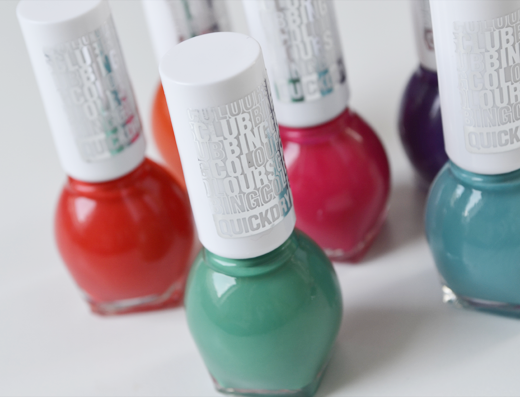 Miss Sporty Colour Clubbing Nail Polish