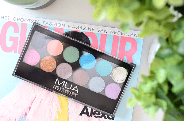 WIN: 3x MUA make-up pakket t.w.v. € 100,-