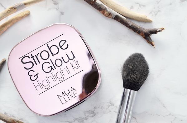 MUA Luxe Strobe & Glow Highlight Kit
