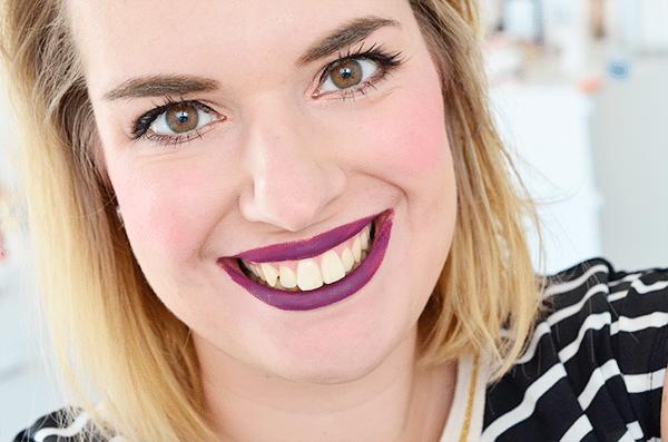 MUA Luxe Velvet Lip Laquer