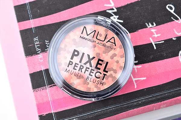 MUA Pixel Perfect Multi-Blush