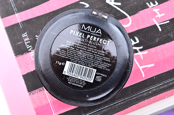 MUA Pixel Perfect Multi-Blush