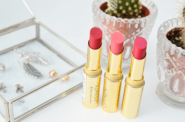 Max Factor Power Of Red Lipfinity Lipstick Collectie