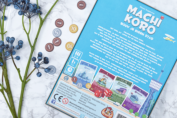 Let's Play: Machi Koro