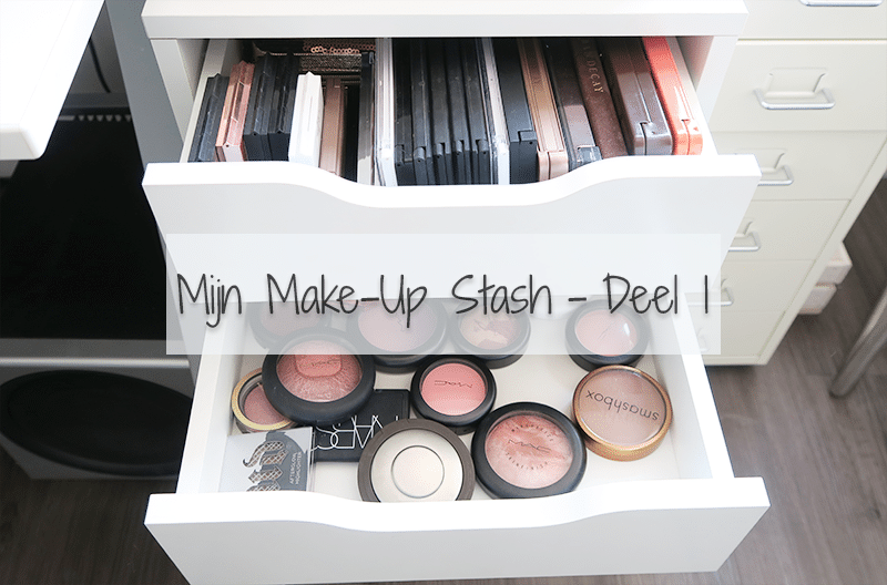 Mijn Make-Up Stash 2016 | Deel 1