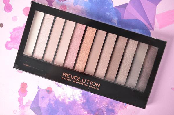 Makeup Revolution Redemption Palette Iconic 3 (Naked 3 dupe + vergelijking)