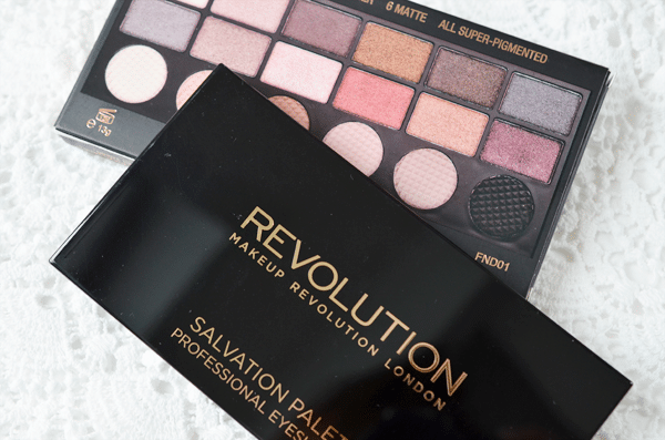 Makeup Revolution Salvation Palette Run Boy Run
