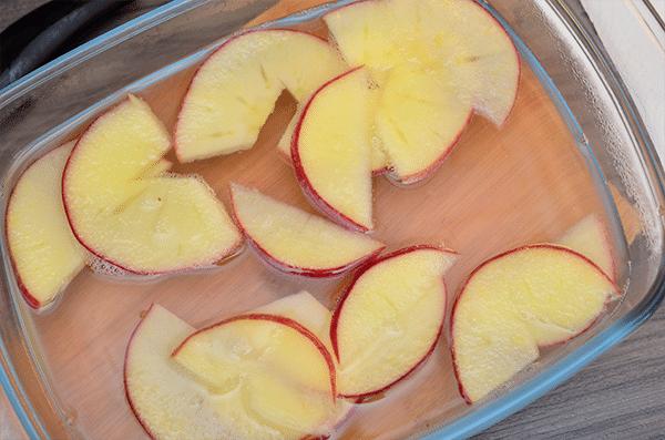 Makkelijke appelroosjes