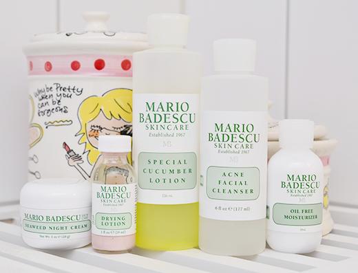 Tip: Mario Badescu Skincare