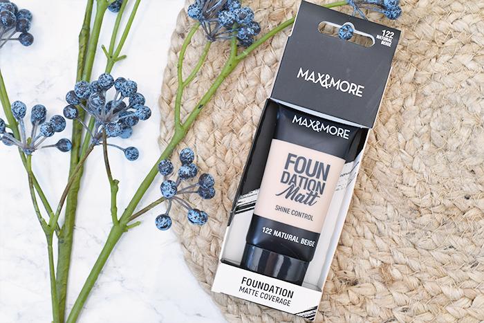 Max & More (Action) Foundation Matt
