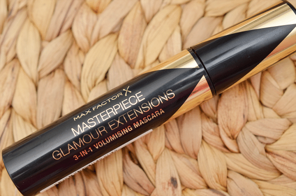Max Factor Masterpiece Glamour Extensions 3-in-1 Volumising Mascara