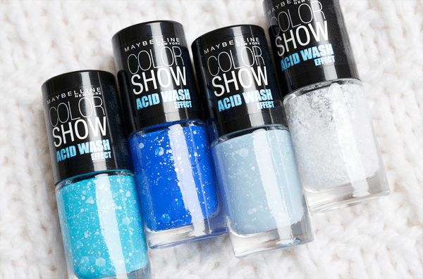 Maybelline Color Show Acid Wash Effect