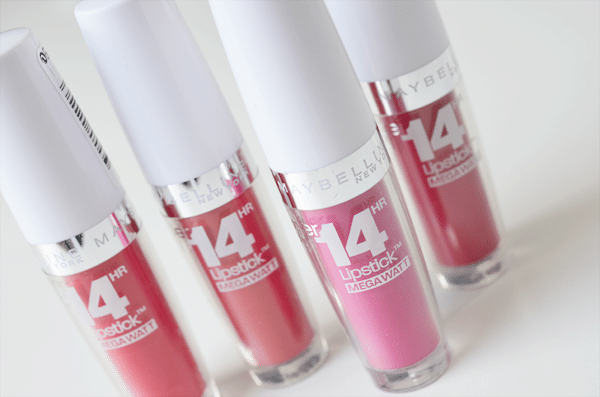 Maybelline SuperStay 14H Mega Watt Lipstick