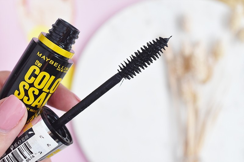 Maybelline The Colossal Up To 36H Mascara3