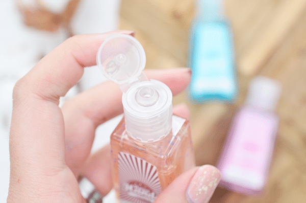 Merci Handy Hand Cleansing Gels