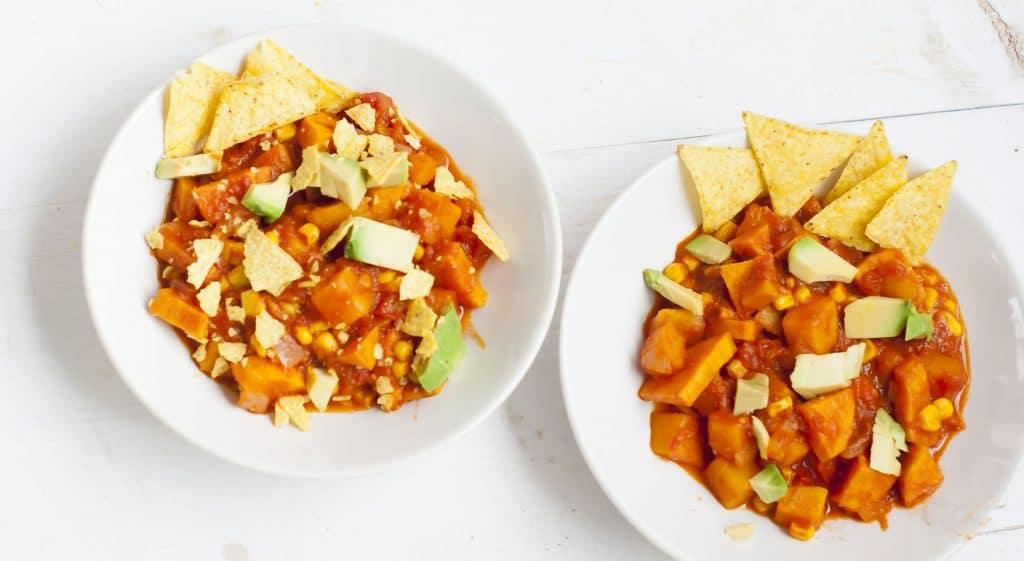 Recept: Mexicaanse Groente Curry
