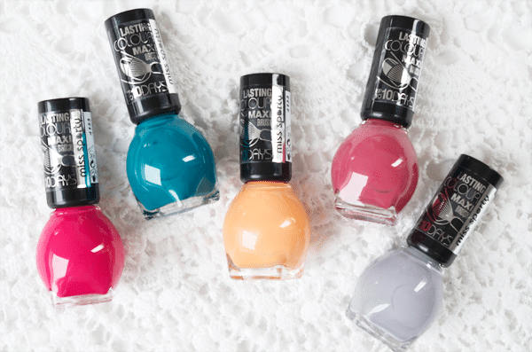 Miss Sporty Lasting Colour Nail Polish