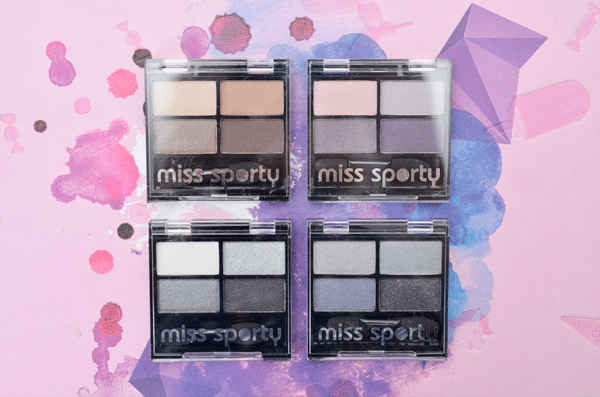 Miss Sporty Studio Colour Smokey Eye Shadow