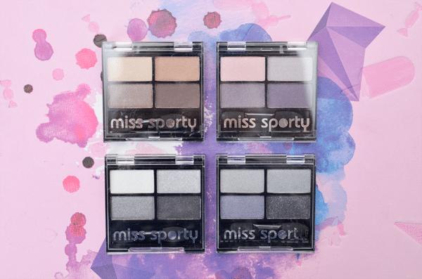 Miss Sporty Studio Colour Smokey Eye Shadow