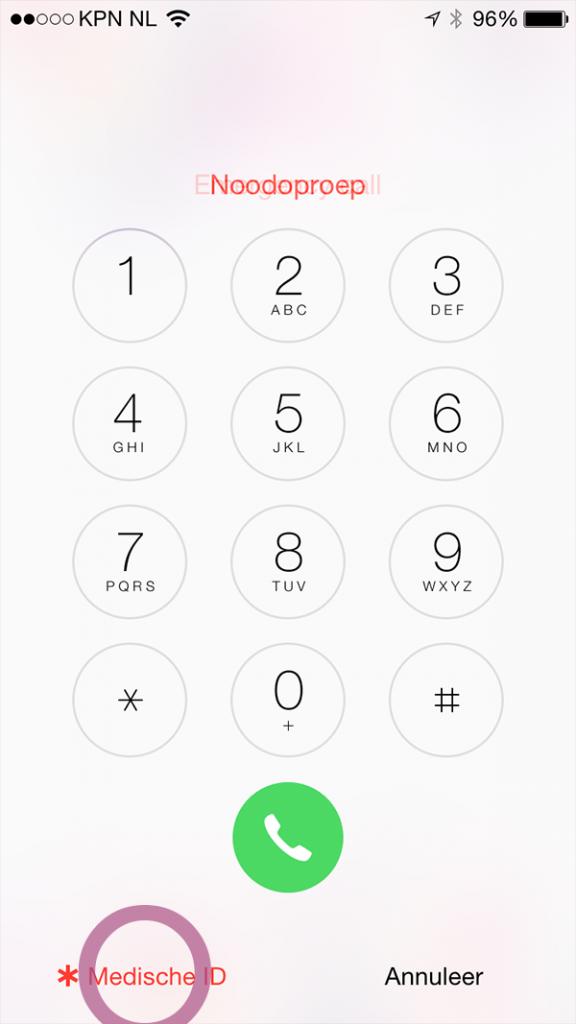 Must Do: Medische ID instellen op je iPhone