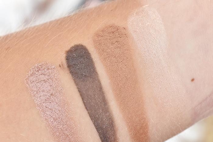 NARS Mojave Quad Eyeshadow Palette