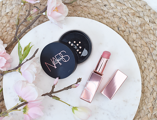 NARS Orgasm 2018 Collection Lip Balm & Loose Powder