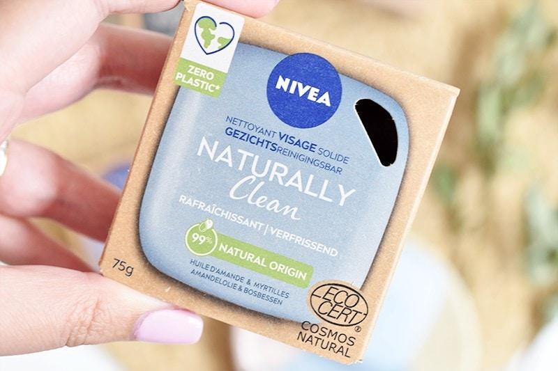 NIVEA Naturally Clean Gezichts Reinigingsbars11