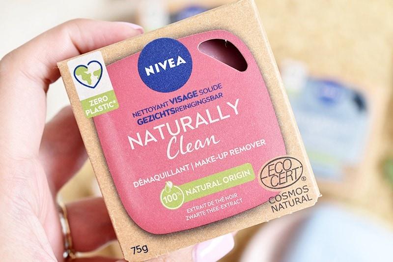 NIVEA Naturally Clean Gezichts Reinigingsbars9