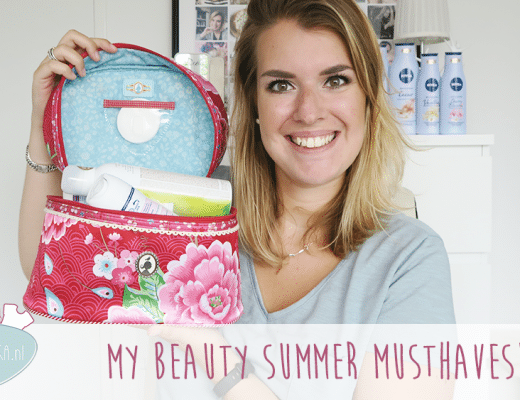 Mijn Beauty Summer Musthaves