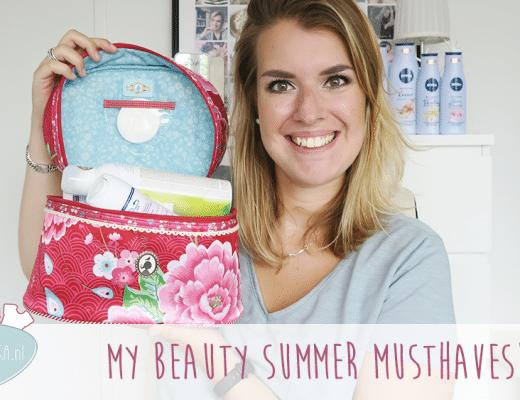 Mijn Beauty Summer Musthaves