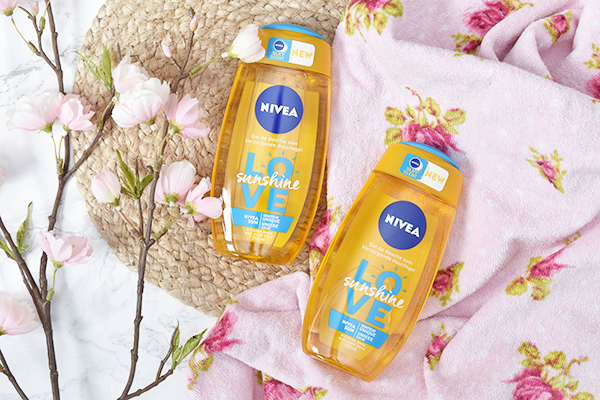 NIVEA Sunshine Love Douchegel