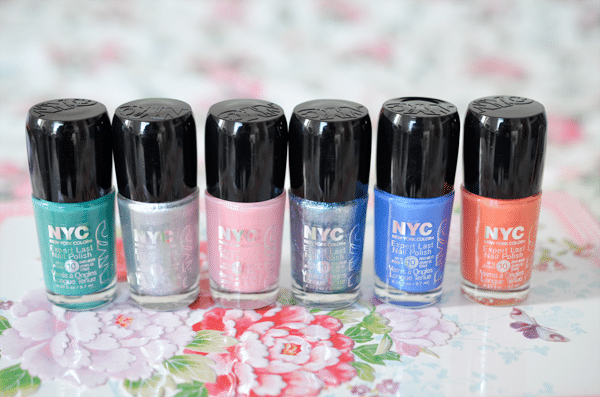 NYC Expert Last Nail Polish – nieuwe kleuren