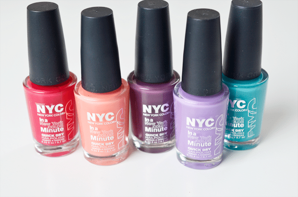 NYC In a New York Color Minute Nail Polish