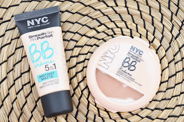 NYC Smooth Skin BB Crème & Powder