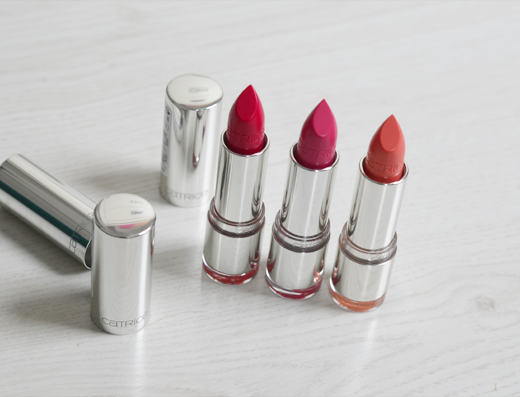 Catrice Ultimate Shine Gel Colour Lipsticks