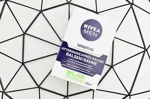 Nivea aftershave balsem als primer – werkt het?
