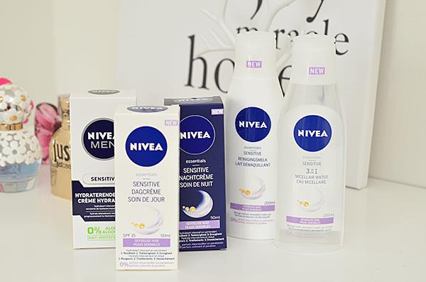 NIVEA Sensitive + Valentijnstip
