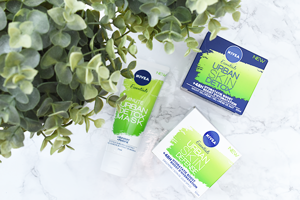 City Proof met NIVEA Urban Skin