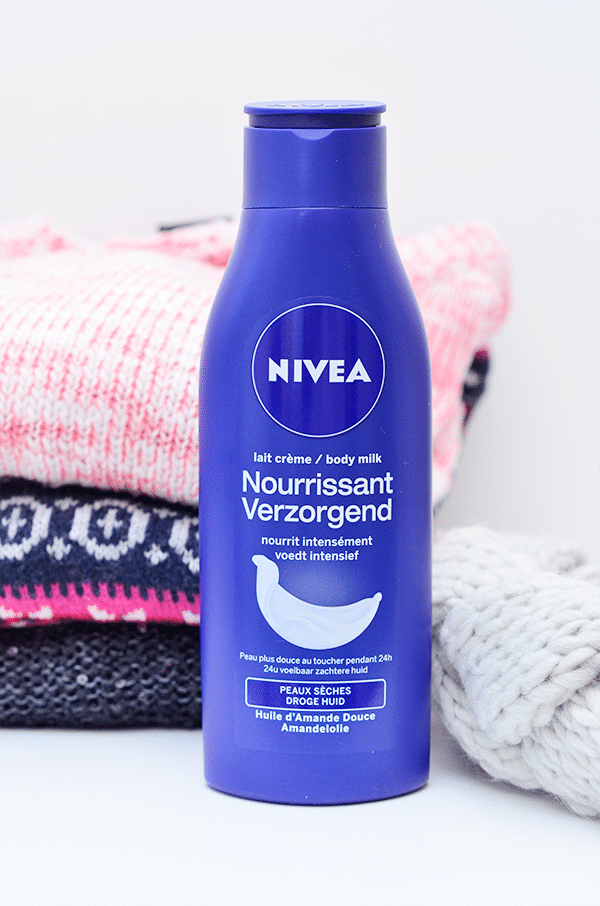 NIVEA Verzorgende Body Milk + win
