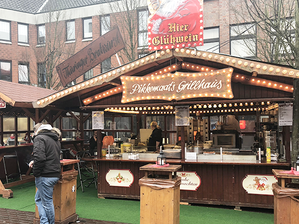 Dagje Nordhorn kerstmarkt en dierentuin