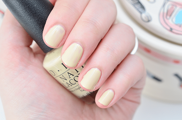 OPI Soft Shades Pretty In Pastels