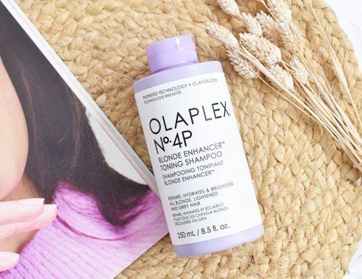 Olaplex No.4 Blonde Enhancer Toning Shampoo1