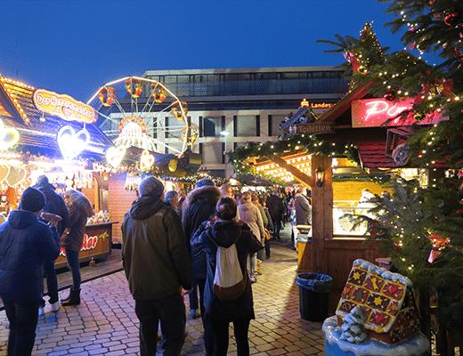Weekend sfeer proeven in Oldenburg + kerstmarkt